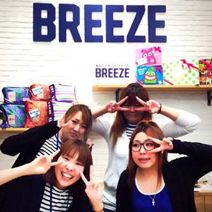 BREEZE イオンモール姫路リバーシティー店