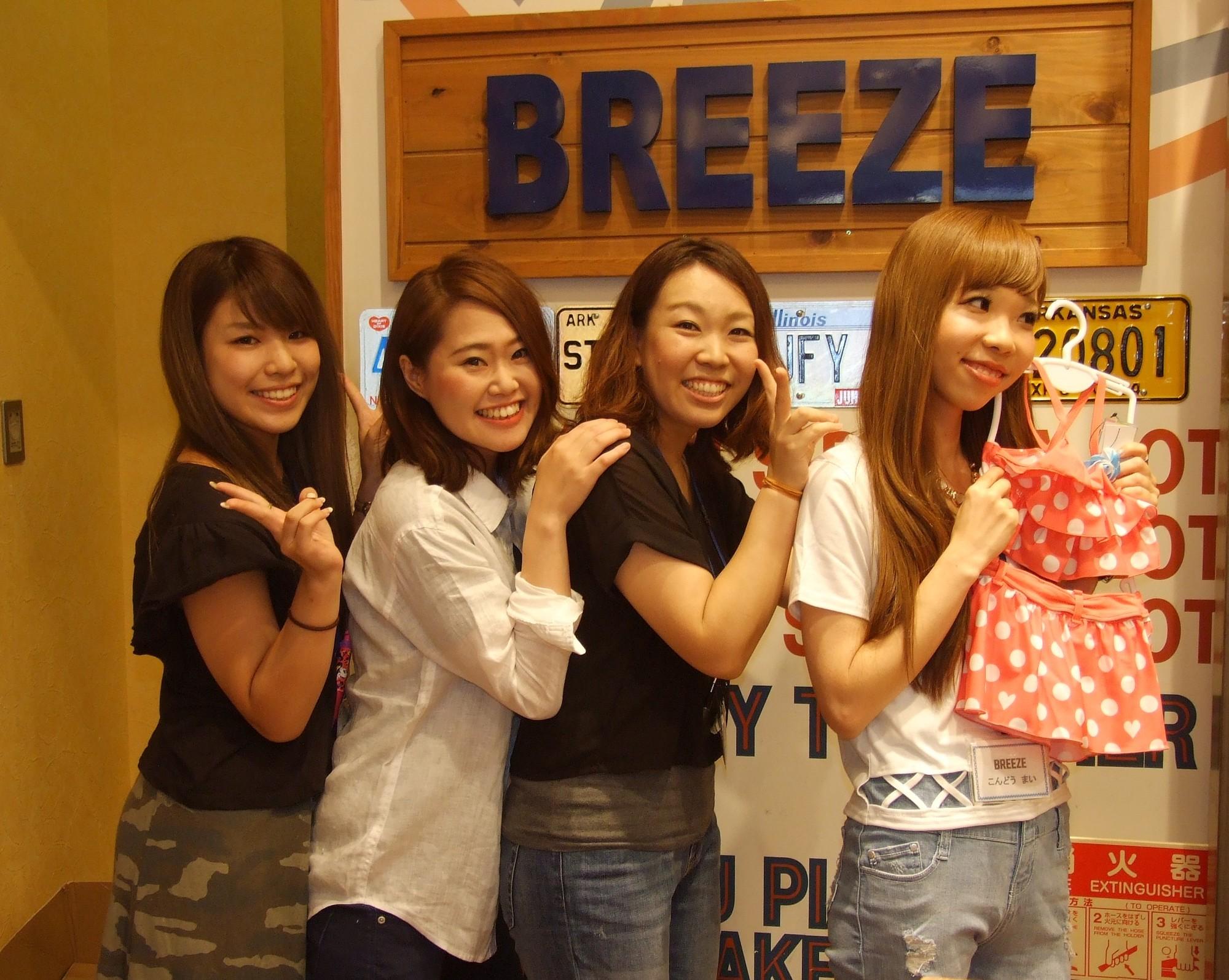 BREEZE ららぽーと横浜店
