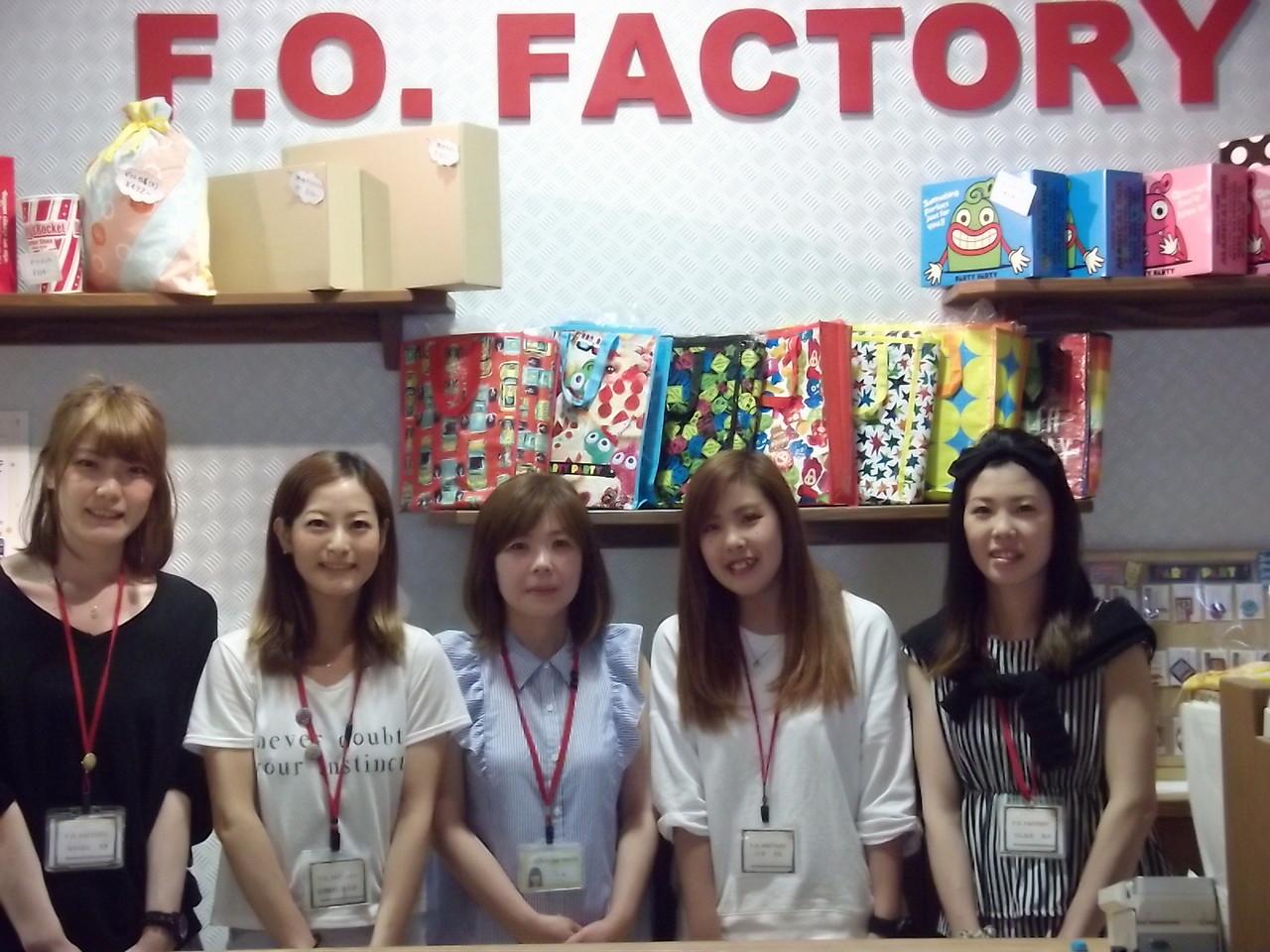 F.O.FACTORY 横浜ベイサイド店