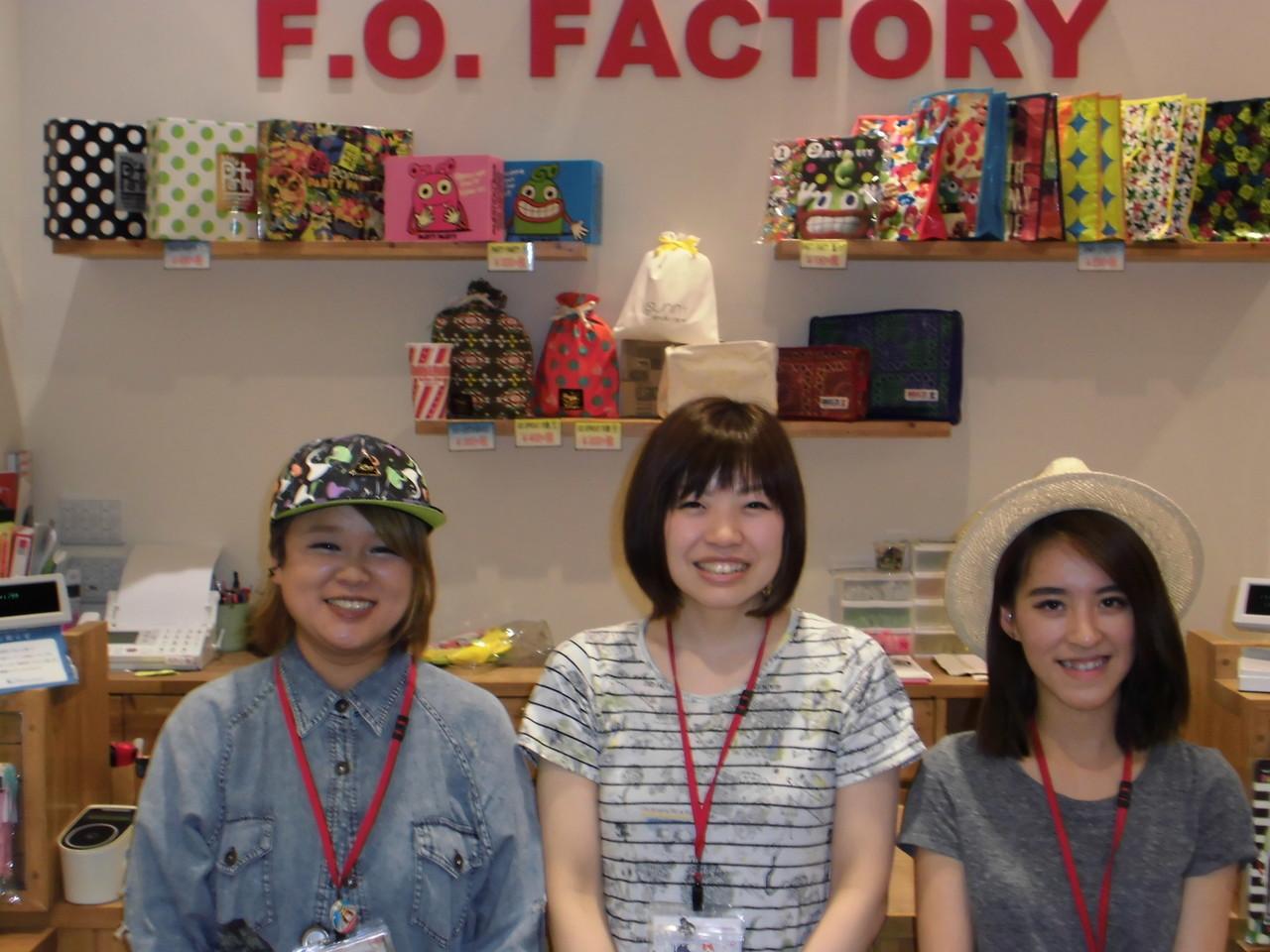 F.O.FACTORY 新発田店
