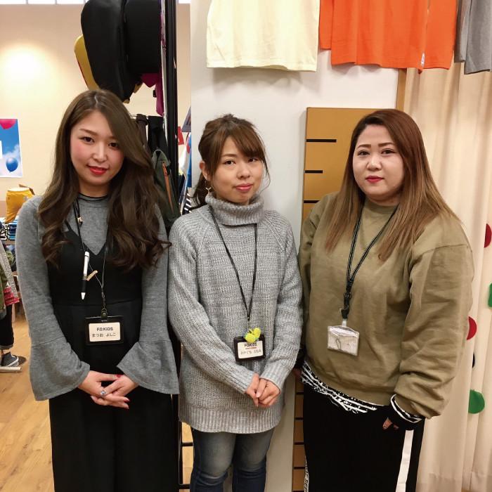 F.O.KIDS ゆめタウン武雄店