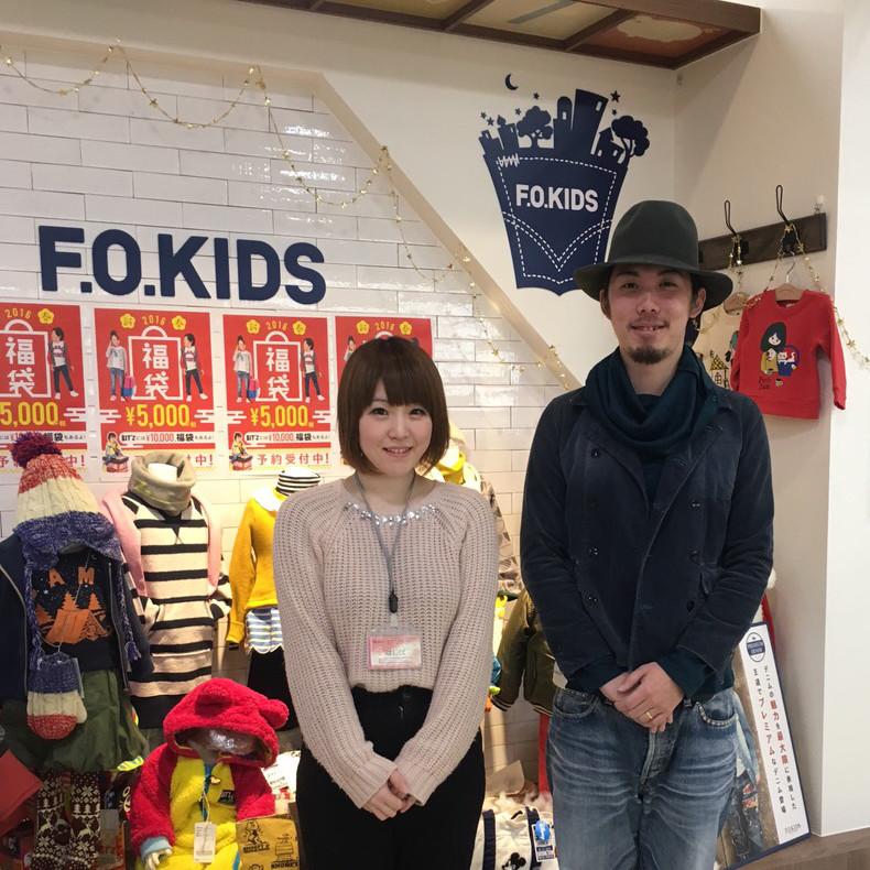 F.O.KIDS メルシー黒部店